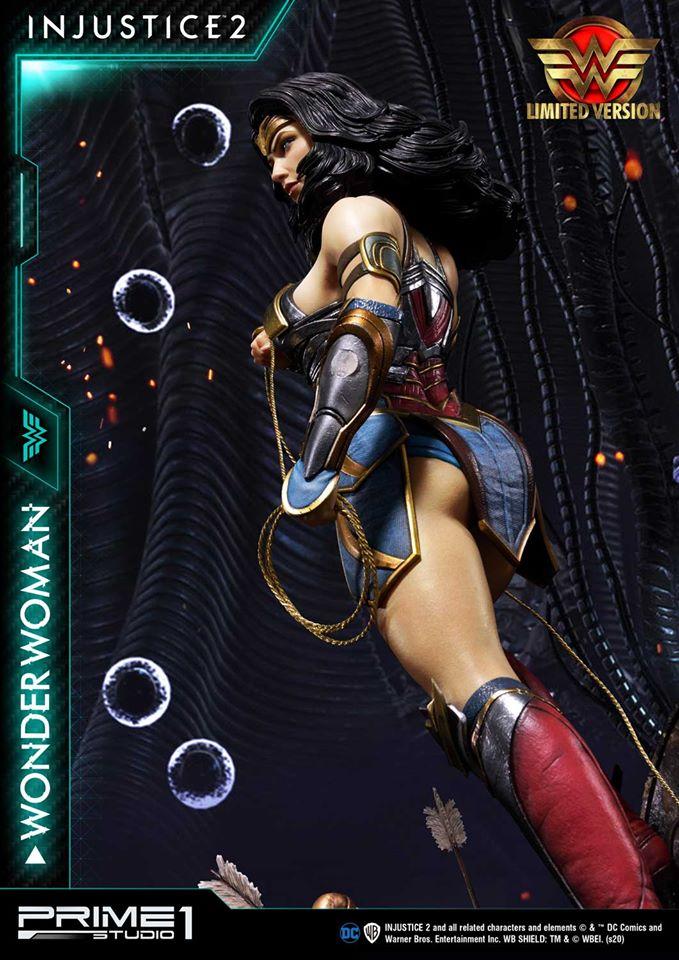 "Wonder Woman da ""Injustice 2"""