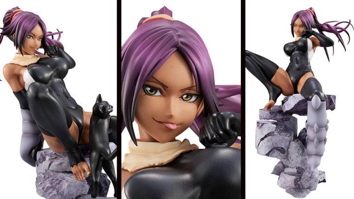 MegaHouse: Yoruichi Shihouin Arrancar Arc G.E.M. Series