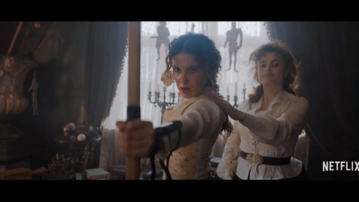 Enola Holmes: Henry Cavill e Millie Bobby Brown protagonisti del film
