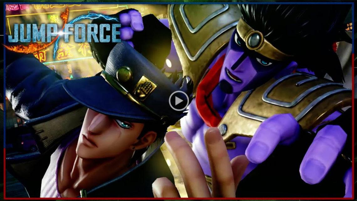 JUMP FORCE Deluxe Edition: in uscita oggi su Nintendo Switch!