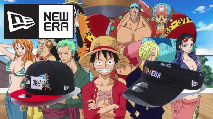 NEW ERA annuncia la collezione One Piece
