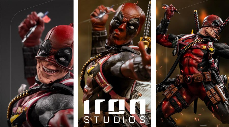 Iron Studios: Deadpool BDS Art Scale 1/10