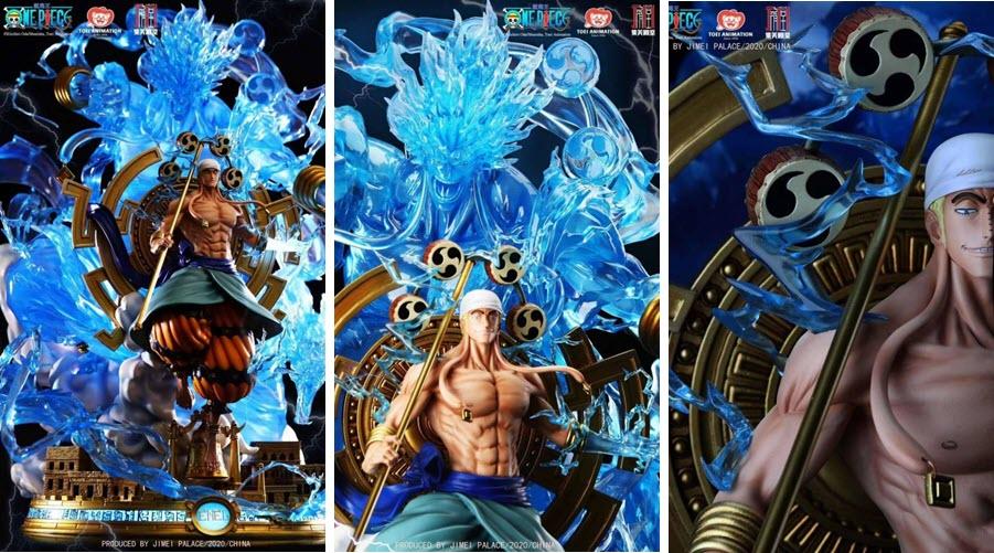 One Piece: Enel di Jimei Palace