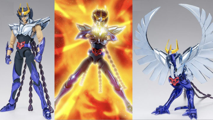 Bandai: Ikki Phoenix V2 Myth Cloth EX Revival Edition