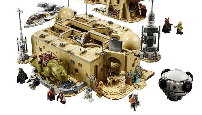 LEGO Star Wars: il Set Mos Eisley Cantina (75290)