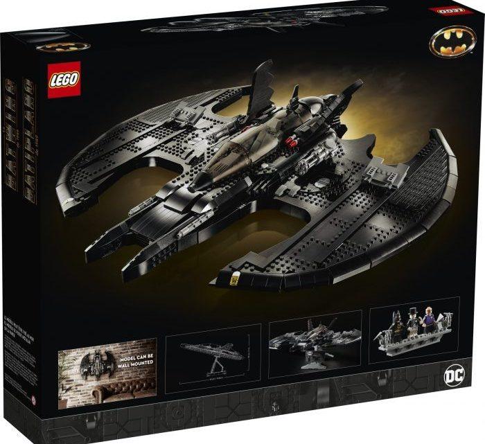 LEGO: Batwing (76161)