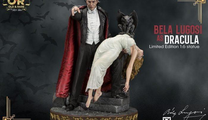 Bela Lugosi (Dracula) dalla Infinite Statue