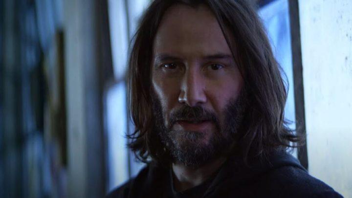 Cyberpunk 2077 nuovo spot con Keanu Reeves