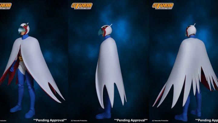 Storm Collectibles mostra la figure di Ken l'aquila (Gatchama)