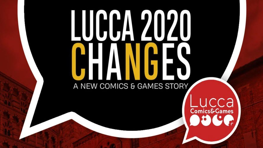 Lucca Changes 2020: l'evento si farà SOLO digitale