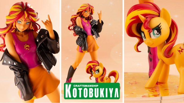 Kotobukiya: Sunset Shimmer Bishoujo My Little Pony
