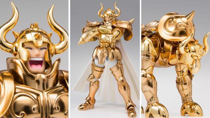 Bandai: Taurus Aldebaran Myth Cloth EX OCE (Saint Seiya)