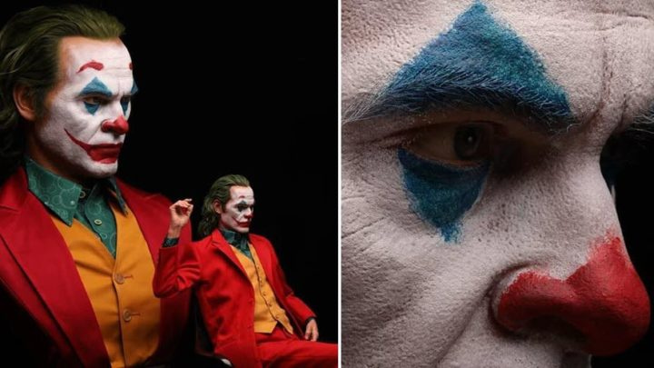 Joaquin Phoenix (The Joker) dalla Queen Studios