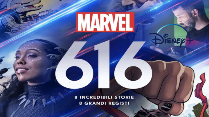 Marvel 616, il documentario per Disney+