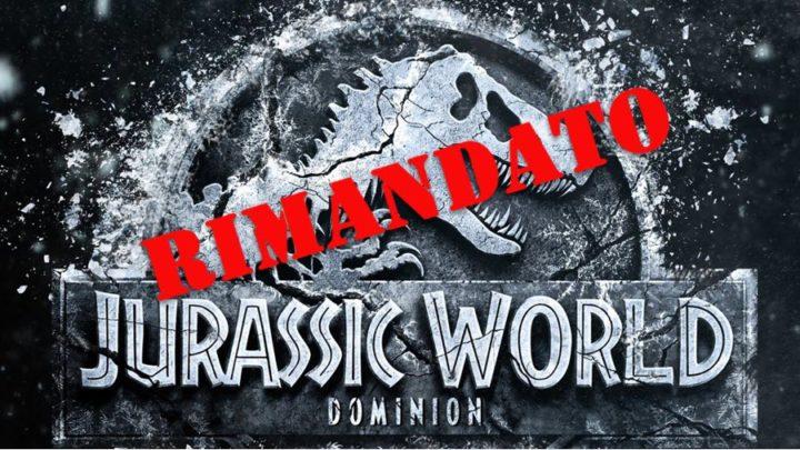 Presentata la locandina ufficiale di Jurassic World Dominion e la nuova data