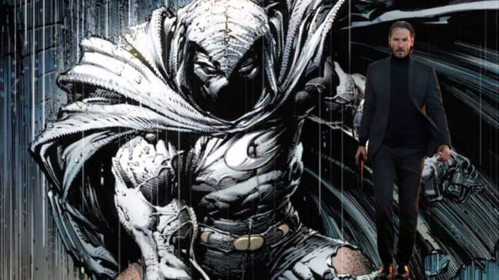La Marvel vuole Keanu Reeves per interpretare Moon Knight