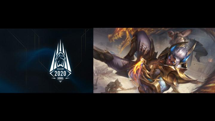 Incominciano i campionati di League of Legends!