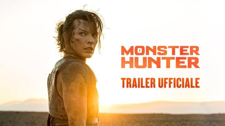 Il trailer ufficiale del film di Monster Hunter