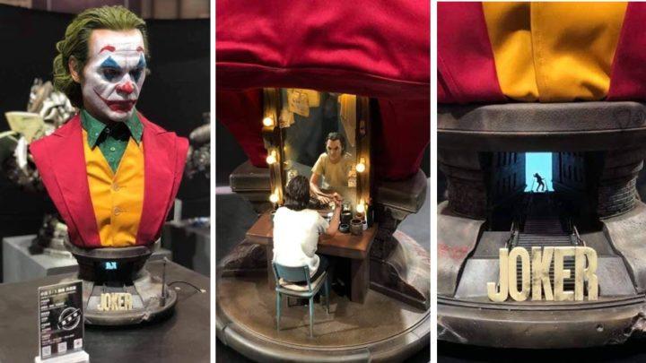 The Joker Bust dalla Queen Studios in pre-order