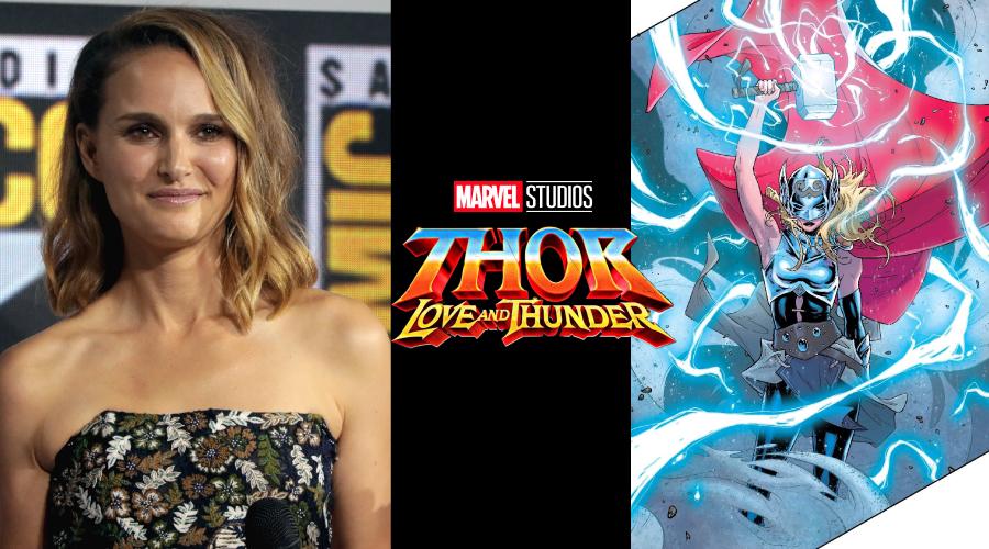Thor Love and Thunder: Svelato da quale fumetto è tratta la storia