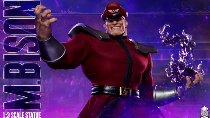 M.Bison (Street Fighter) Statue 1:3 dalla PCS
