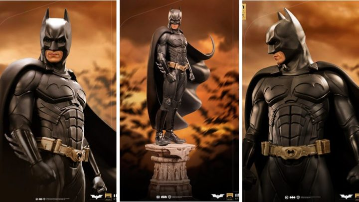 Batman Begins Deluxe Art Scale 1/10 – Esclusiva CCXP WORLDS