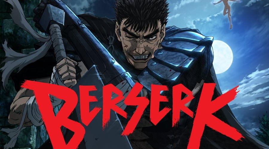 BERSERK (1997) è dispoibile su Amazon Prime Video