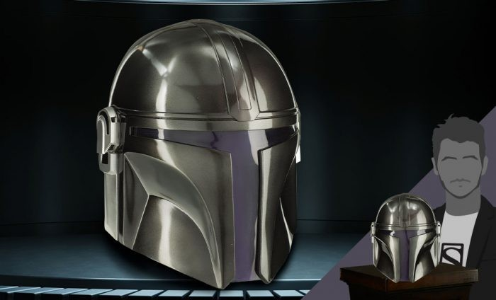 EFX annuncia la replica in Vetroresina dell'elmo da The Mandalorian (Stagione 2)