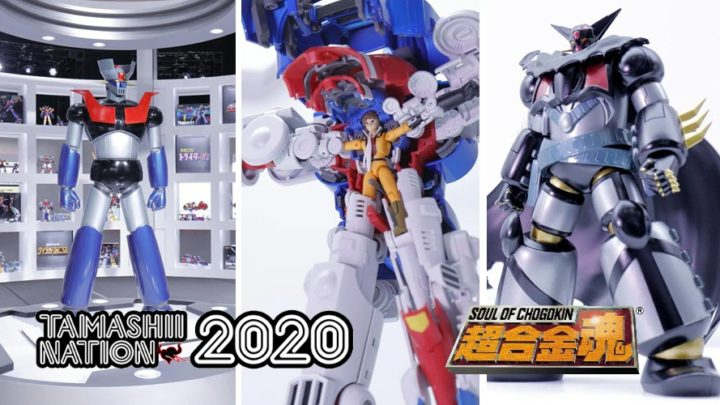 Tamashii Nations 2020: Soul of Chogokin/Kamen Raider e Ultraman