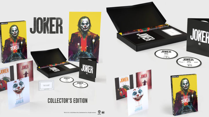 "The Joker nella versione ""JOKER COLLECTOR'S EDITION"""