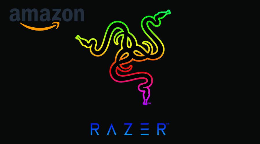 Le offerte di Razer per il black friday di Amazon!