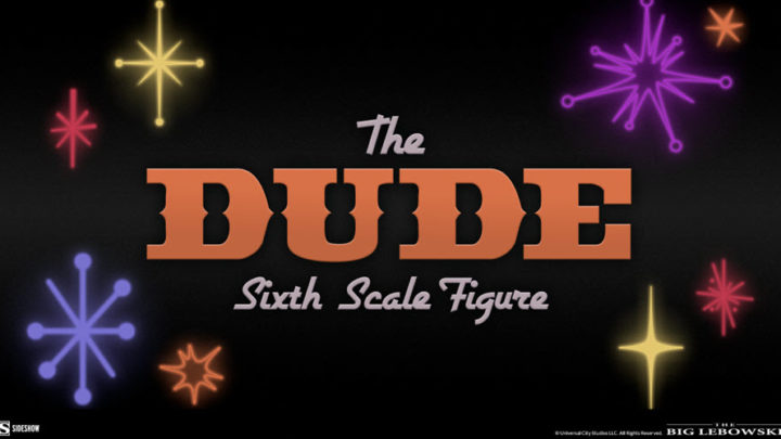 """12 days of Sideshow """"Day 6"""" – The Dude"""