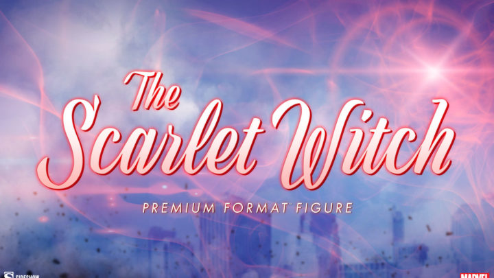 "12 days of Sideshow ""Day 10 – Scarlet Witch Premium Format Figure"
