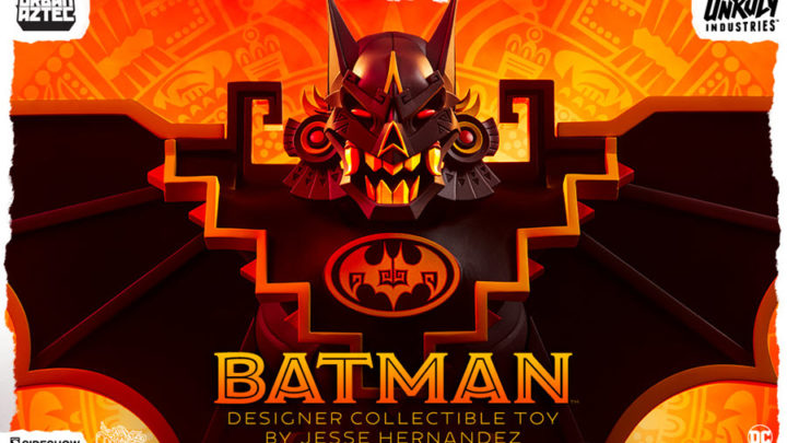 "12 days of Sideshow ""Day 6"" – Batman by Jesse Hernandez"