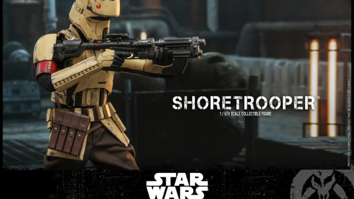 Shoretrooper (The Mandalorian) da Hot Toys