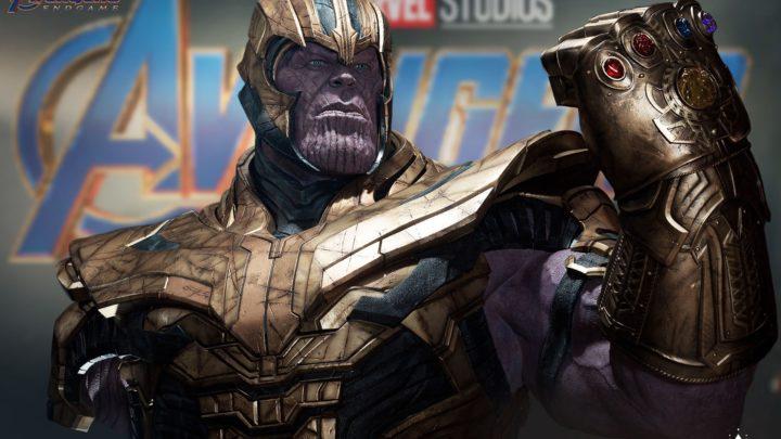 Queen Studios annuncio in nuovo busto di Thanos