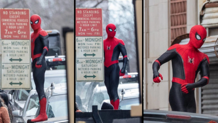 Spider-Man Homecoming 3: nuove immagini dal set