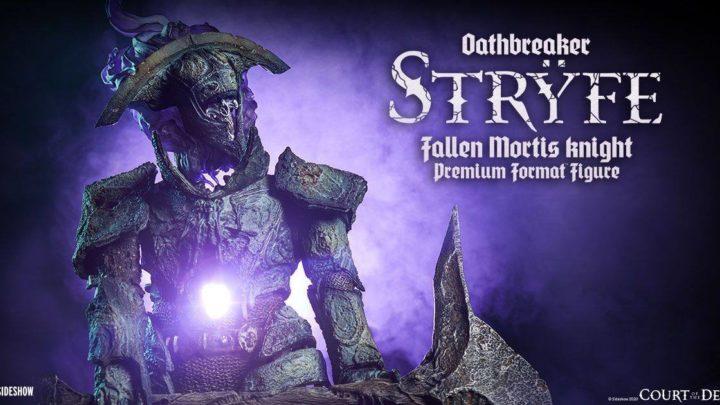 "12 days of Sideshow ""Day 9"" – Strÿfe Oathbreaker Knight Premium Format Figure"