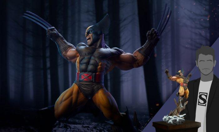 Wolverine Premium Format da Sideshow