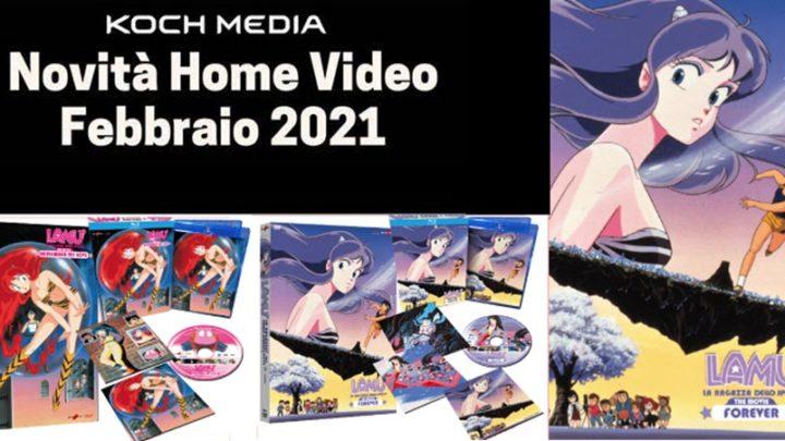 Anime Factory: Le novità Home Video di febbraio 2021