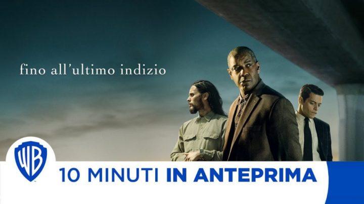 Fino All'Ultimo Indizio 10 minuti del film già disponibili in anteprima