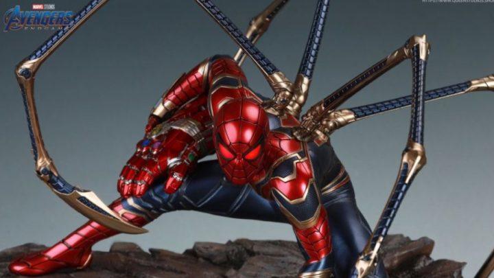 Iron Spider (Avengers: Endgame) 1/4 dalla Queen Studios