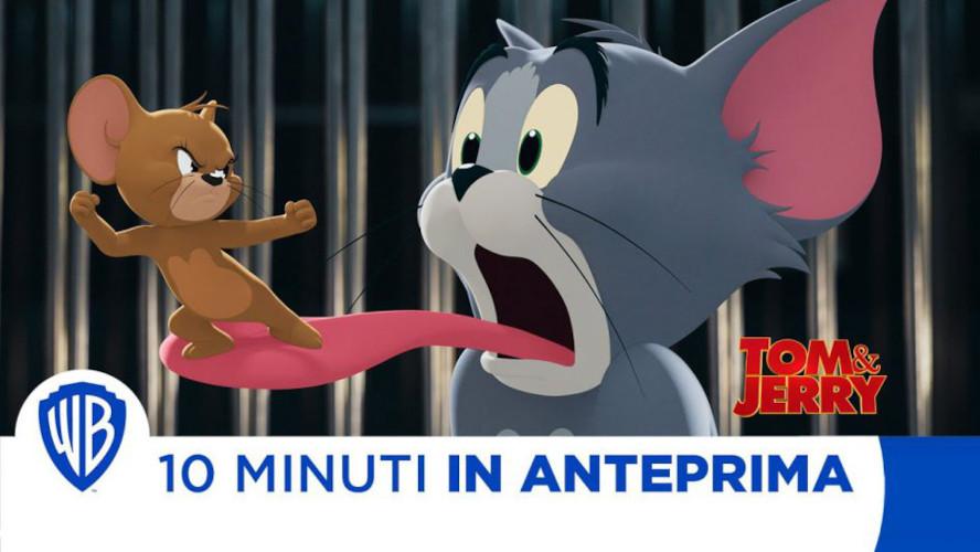 Tom & Jerry da oggi in digitale e 10 minuti in anteprima sul canale Youtube di Warner Bros. Italia