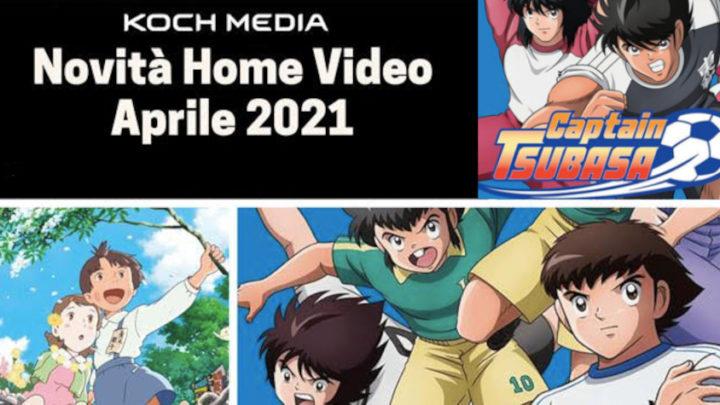 Anime Factory: Le novità Home Video di aprile 2021