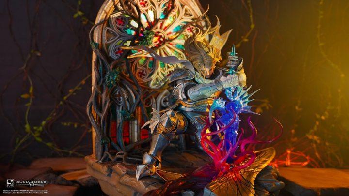 Direttamente dal videogioco Soul Calibur: Soul Embrace Siegfried Deluxe Edition da Pure Arts