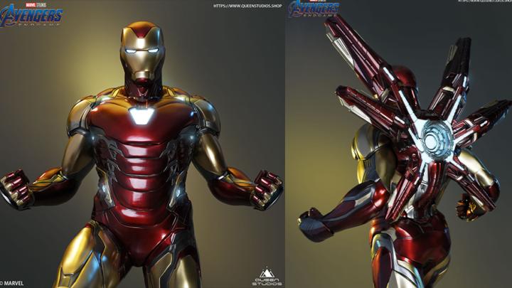 Queen Studios:  Iron Man Mark 85