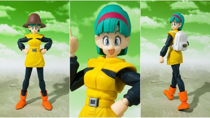 S.H. Figuarts Dragon Ball Z: Bulma su Namek da Bandai