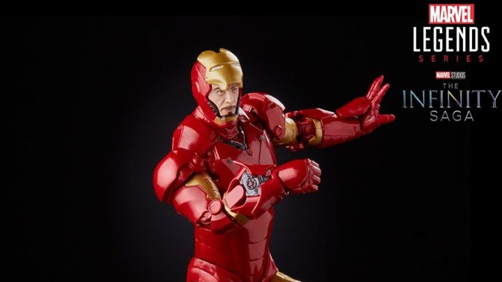Marvel Legends: Iron Man Mark III da Hasbro