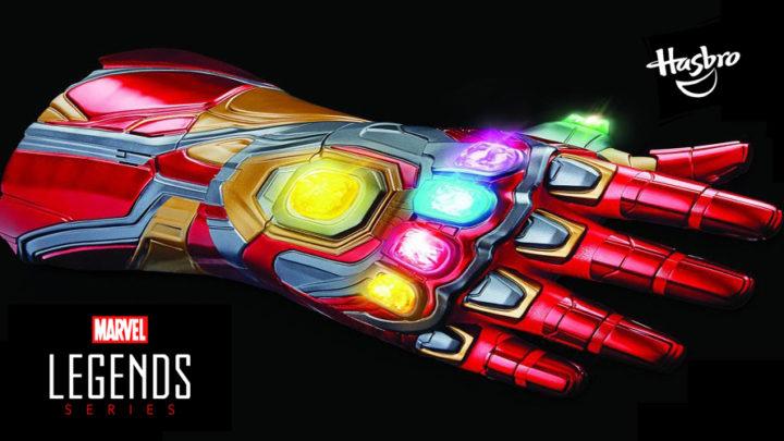 HASBRO – Marvel Legends il guanto dell'infinito!