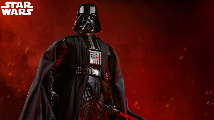 Premium Format Darth Vader da Sideshow Collectibles